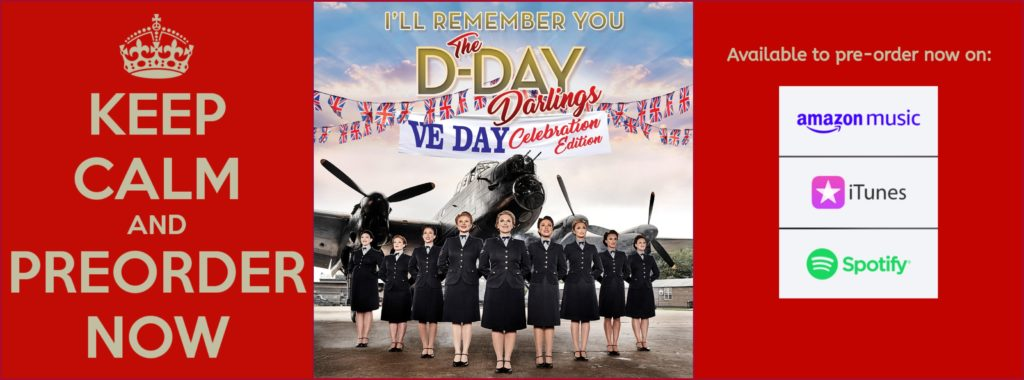 D-Day-Darlings-Ill-Remember-You-VE-Day-celebration-edition-album-cover